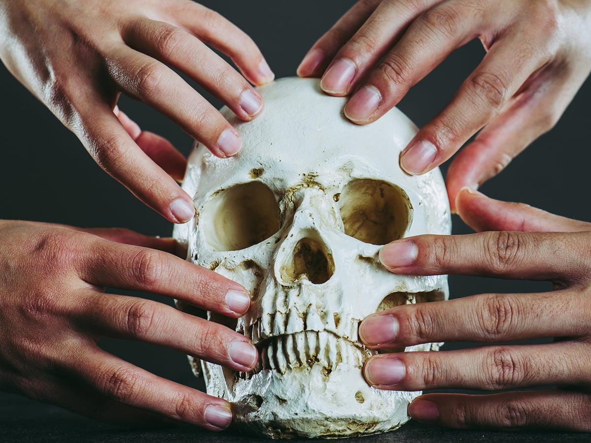 استخوان - کشف استخوانهای 187 نفر در ورزشگاه ملی توکیوی جاپان