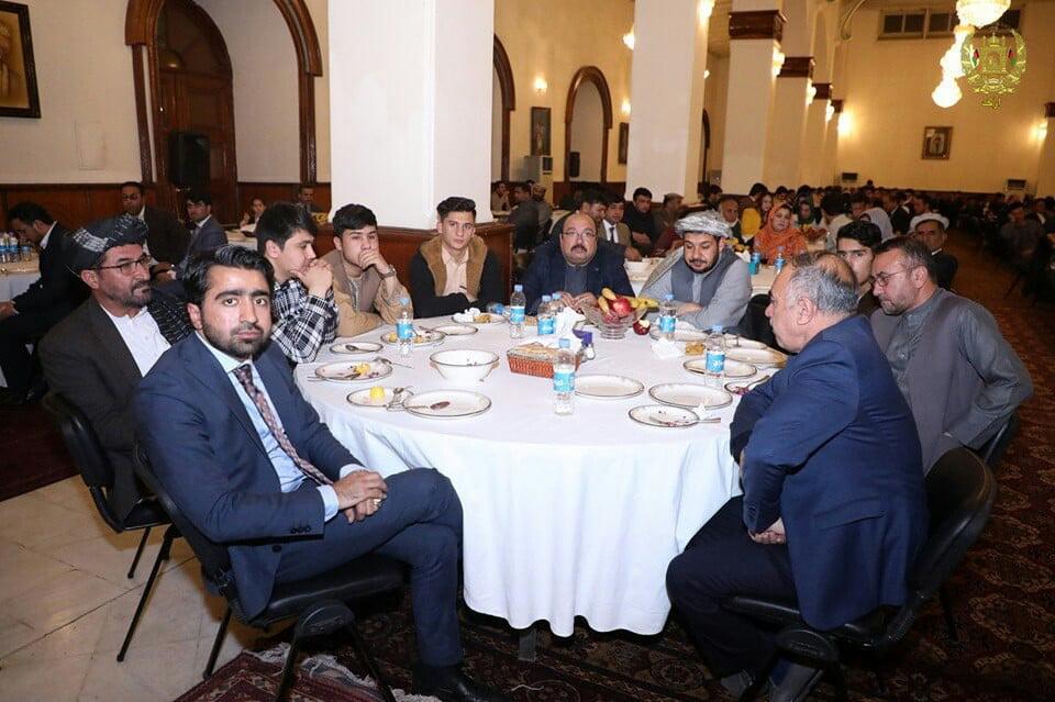 اشرف غنی ولسی جرگه 1 - تصاویر/ ضیافت شام رییس جمهور غنی با اعضای ولسی جرگه