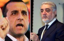 جنگ فیسبوکی امرالله صالح و عبدالله عبدالله بالا گرفت