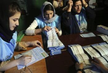 انتخابات - بازشماری آرای بیش از 5 هزار محل