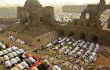 بابری 226x145 - واکنش مسلمانان هند در پیوند به تصمیم ستره محکمه برای مسجد بابری