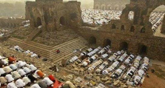 بابری 550x295 - واکنش مسلمانان هند در پیوند به تصمیم ستره محکمه برای مسجد بابری