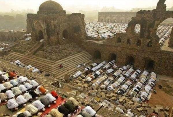بابری - واکنش مسلمانان هند در پیوند به تصمیم ستره محکمه برای مسجد بابری