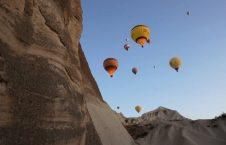 بالون 226x145 - تصویری زیبا از آسمان ترکیه