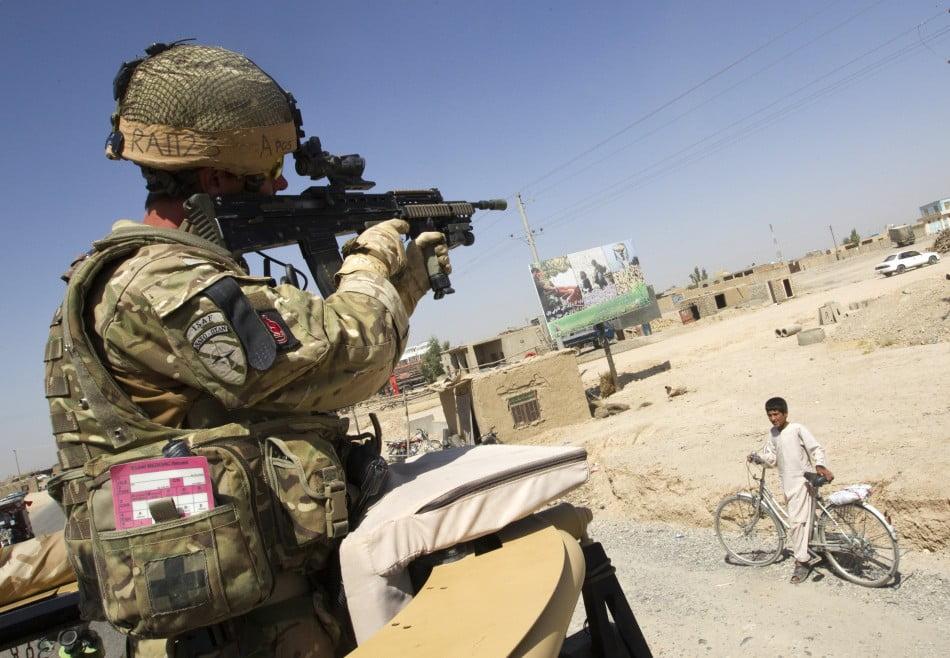 بريطانيا2 - کشتار عمدی غیر نظامیان افغان توسط نظامیان بریتانیایی
