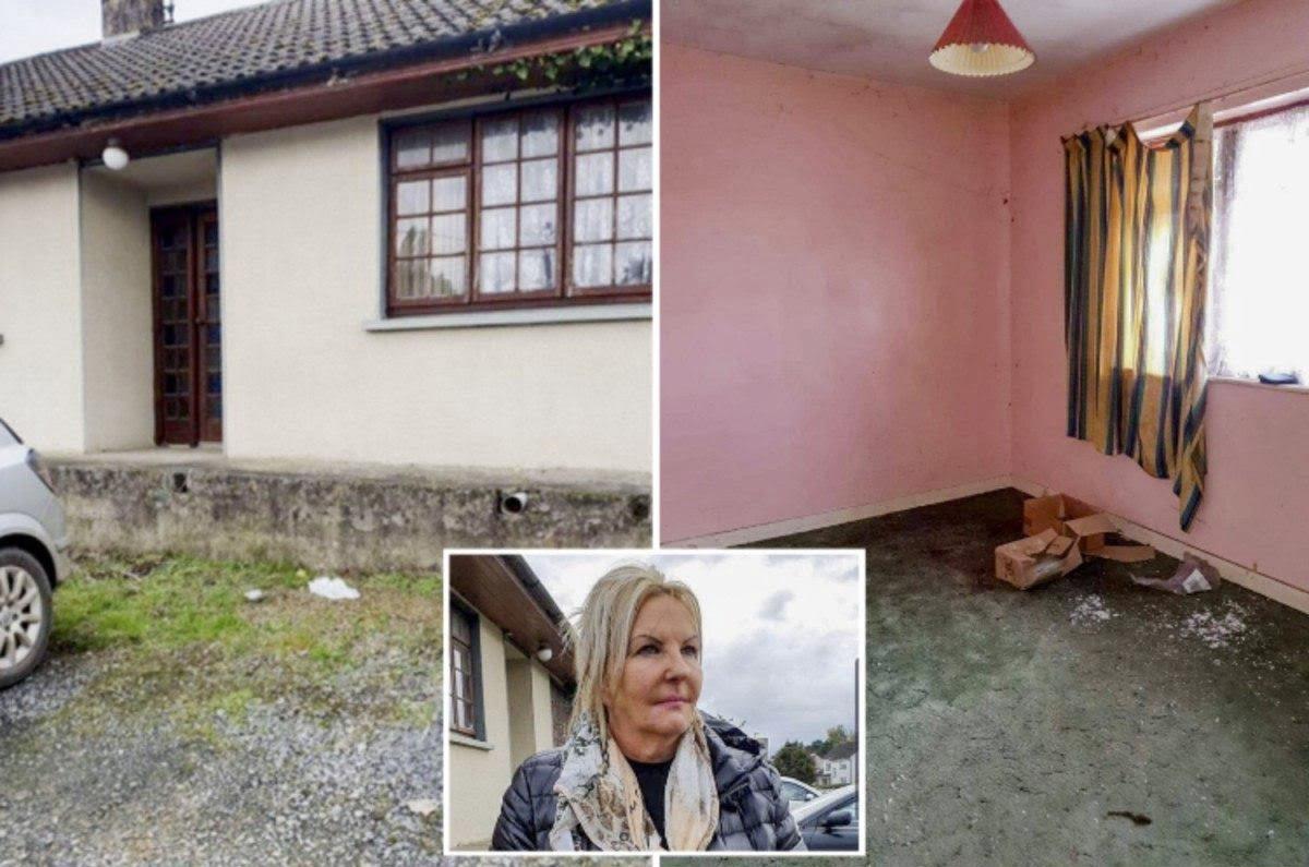 تجاوز 2 - زن آیرلندی که ۲۰ سال در خانه وحشت مورد تجاوز قرار میگرفت + تصاویر