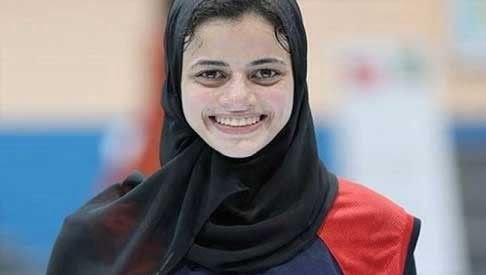 ثریا محمد - بانوی مسلمان مصری قهرمان تورنمنت باسکتبال افریقا شد