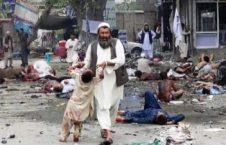 جنگ 226x145 - آمار کمیسیون مستقل حقوق بشر افغانستان از شمار اطفال قربانی جنگ در شش ماه اول سال 2020