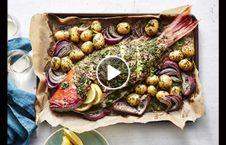 خوردن ماهی زنده توسط مردم ویتنام 226x145 - ویدیو/ خوردن ماهی زنده توسط مردم ویتنام