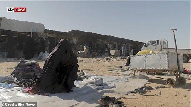 داعش 3 - تصاویر/ اردوگاه عروسهای داعش در سوریه
