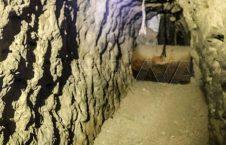 داعش1 226x145 - تصاویر/ شبکه تونل های مخفی داعش کشف شد