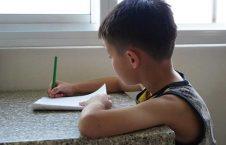 درس خواندن فرزند1 226x145 - مادری که بخاطر درس خواندن فرزندش سکته کرد!