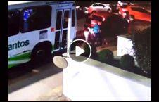 دزد بایسکل سوار 226x145 - ویدیو/ دزد بایسکل سوار به سزای عمل اش رسید