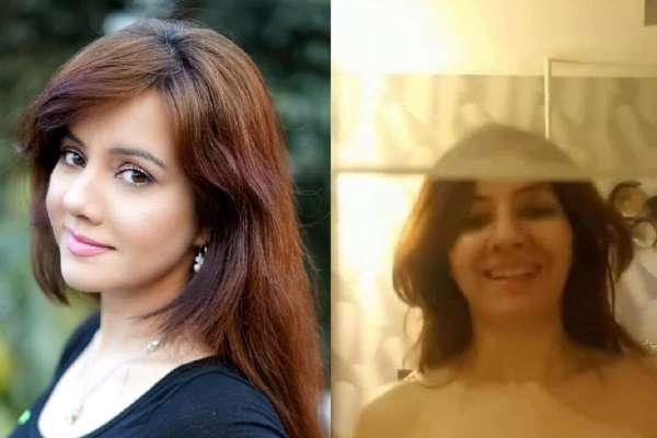 رابی پیرزاده - نشر تصاویر برهنه آوازه خوان پاکستانی در انترنت