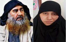 رانیا محمود 226x145 - افشای اسرار داعش توسط همسر ابوبکر البغدادی