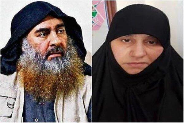 رانیا محمود - افشای اسرار داعش توسط همسر ابوبکر البغدادی