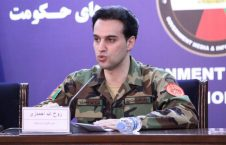 روح الله احمدزی 226x145 - واکنش وزارت دفاع ملی به ادعای نیروهای سرحدی تاجکستان