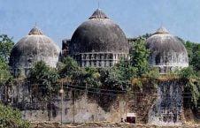مسجد بابری 226x145 - حکم نهایی ستره محکمه هند برای مسجد مورد مناقشه میان هندوها و مسلمانان