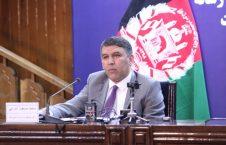 مسعود اندرابی 226x145 - عزم وزارت امور داخله برای نابودسازی پشتوانههای شبکههای جرمی در افغانستان