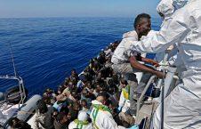 مهاجر 226x145 - لیبیا دهها مهاجر غیرقانونی را اخراج کرد