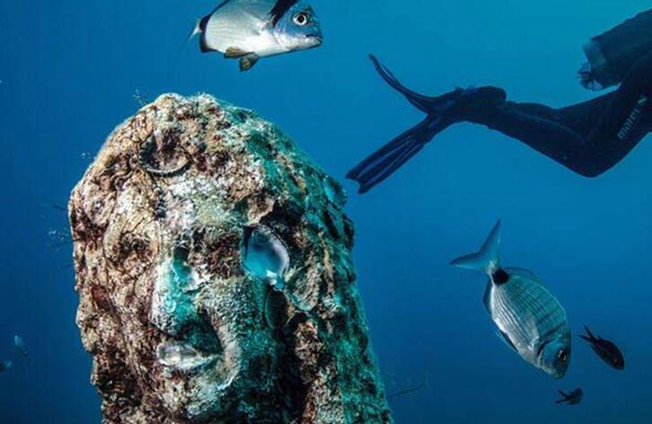 موزیم 2 - تصاویر/ موزیم در زیر آب
