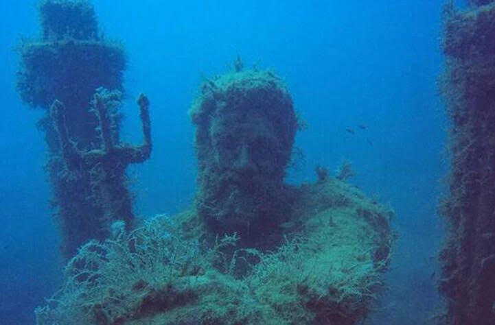 موزیم 4 - تصاویر/ موزیم در زیر آب