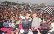 مولانا فضلالرحمان 226x145 - کاروان اعتراضی جمعیت علمای اسلام پاکستان به اسلامآباد رسید