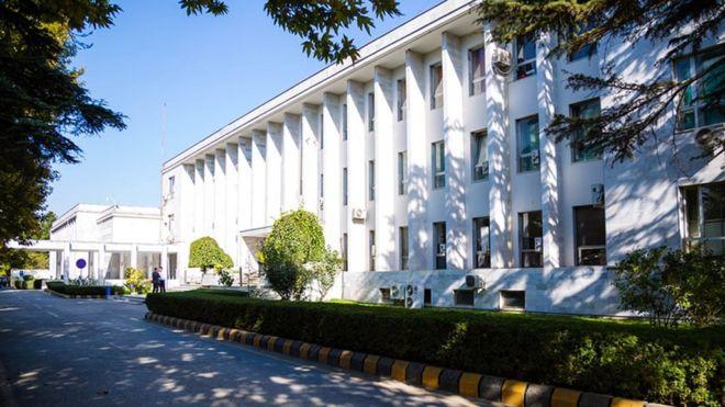 وزارت امور خارجه - طرح اصلاحات رییس جمهور غنی در وزارت امور خارجه