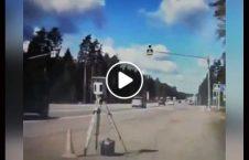 ویدیو حمله کمره کنترول سرعت 226x145 - ویدیو/ حمله به کمره کنترول سرعت