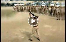 ویدیو رزمایش پولیس هند 226x145 - ویدیو/ رزمایشی که آبروی پولیس هند را برد