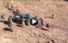ویدیو رنجر ۸ سال کوه پایین 226x145 - ویدیو/ رنجری که بعد از ۸ سال از کوه پایین آورده شد!