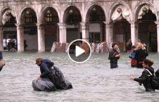 ویدیو سیل طوفان ایتالیا خسارت 226x145 - ویدیو/ سیل و طوفان در ایتالیا خسارت به بار آورد