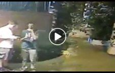 ویدیو لحظه زنده گور مرد جوان 226x145 - ویدیو/ لحظه زنده به گور شدن مرد جوان