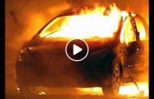 ویدیو نجات شجاعانه مرد شعله آتش 226x145 - ویدیو/ نجات شجاعانه یک مرد از شعله های آتش