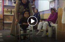 ویدیو کودکان جهان نادیده پا 226x145 - ویدیو/ کودکانی که جهان را نادیده از پا میافتند
