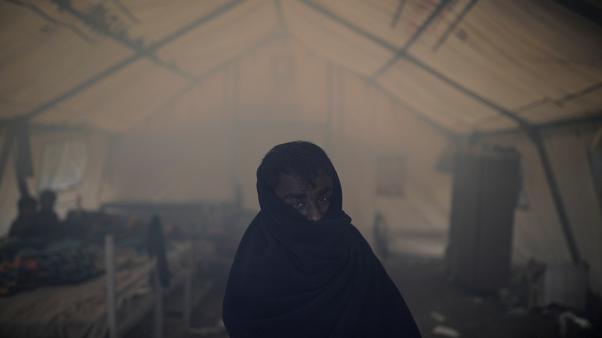 پناهجو - فرارسیدن موسم سرما و شرایط سخت پناهجویان افغان در بوسنیا