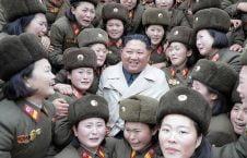 کیم جونگ اون 4 226x145 - تصاویر/ دیدار رهبر کوریای شمالی با عساکر زن اردوی ملی