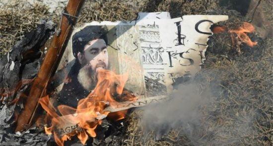 109421889 gettyimages 694056938 550x295 - اعتراف تلخ ایالات متحده در پیوند به تاثیر مرگ البغدادی در متوقف کردن توانمندی داعش