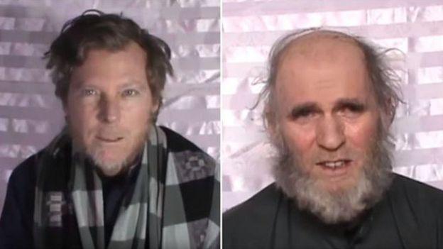 109714128  109446626 pjimage 1 - انس حقانی به قطر رسید، طالبان استادان پوهنتون امریکایی را آزاد کردند