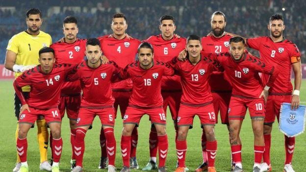 109721963 77084703 2667790699955111 5869926941540220928 o - بازی مقتدرانه تیم ملی فوتبال افغانستان در برابر قهرمان آسیا