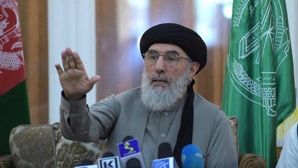 hekmatiyar - خط و نشان کشیدن گلبدین حکمتیار برای کمیسیون انتخابات