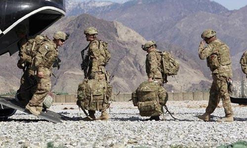 امریکا عسکر. jpg - تصمیم پنتاگون برای خروج نیروهای امریکایی از عراق