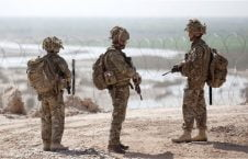بریتانیا عسکر 226x145 - افشاگری مقامات روسیه از جنایات جنگی نیروهای بریتانیایی در افغانستان