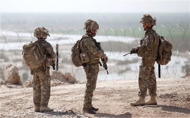 بریتانیا عسکر - افشاگری مقامات روسیه از جنایات جنگی نیروهای بریتانیایی در افغانستان