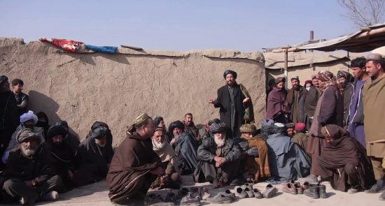 بیجا شده 550x295 - افزایش نگرانی ها از وضعیت بحرانی بیجاشده گان در کابل