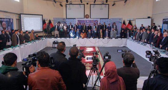 ثبات و همگرایی  550x295 - اعتراض تیم ثبات و همگرایی به نشست کمیسیون انتخابات