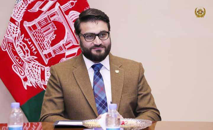 حمدالله محب1 - افزایش همکاری های امنیتی افغانستان و ترکمنستان