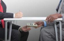 پرداخت مبالغ کلان رشوه به اعضای کمیسیون انتخابات