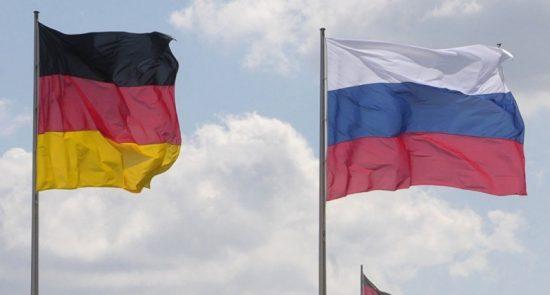 روسیه جرمنی. 550x295 - خط و نشان روسیه برای جرمنی