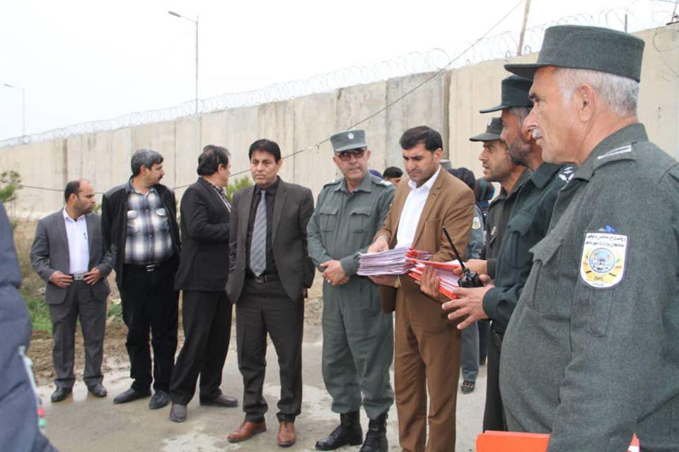 زندانی زن 2 - رهایی 25 زندانی زن از محبس اناثیه ولایت کابل